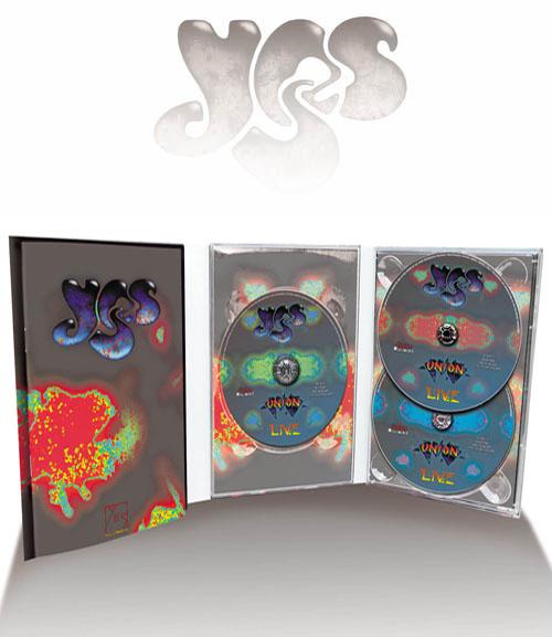 Yes Union Tour Dvd